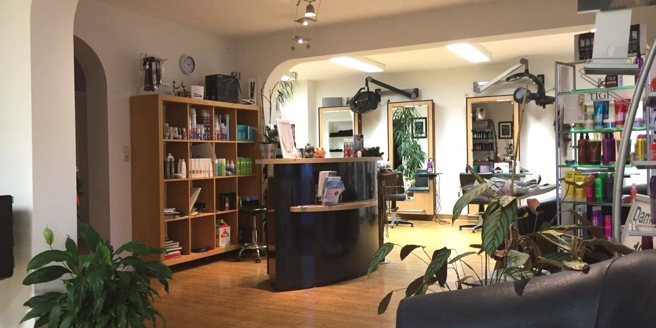 Friseur Salon Innen 1